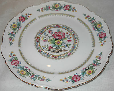 """Sone China Replacement 10.25"""" Plate #3686 Pretty Florals"""