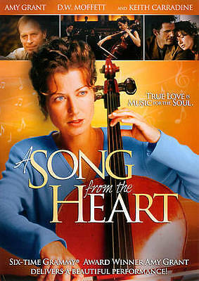 A Song from the Heart (DVD, 2009) AMY GRANT
