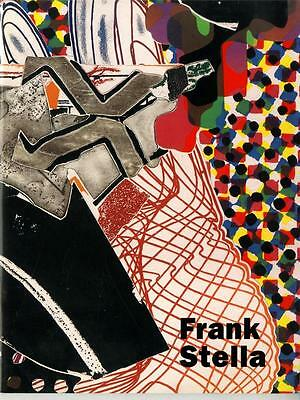 FRANK STELLA Catalogue Raisonne of Moby Dick Print Series (ie Whale Watch) 1993