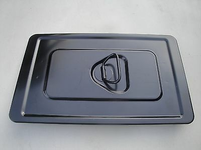 1956 56  Ford Truck Battery Hole Locking Cover   New