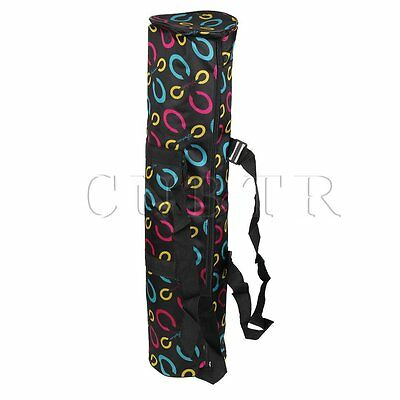 Portable Waterproof Convenient Carrier Yoga Pilates Mat Bag Exercise Fitness