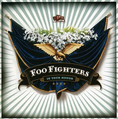 Foo Fighters - In Your Honor - 2 x Vinyl LP *NEW & SEALED*
