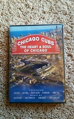Chicago Cubs: The Heart & Soul Of Chicago - Baseball DVD
