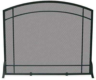 Blue Rhino Single Panel Black Wrought Iron Mission Screen S-1029 New