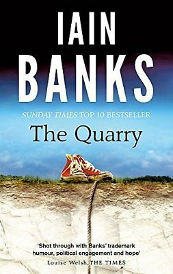 The Quarry by Iain Banks New Paperback Book