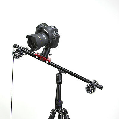 "Kamerar SD-1 23"" MKII Slider /W Wheel Stabilizer System For DSLR Video Camera"