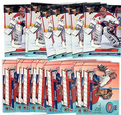 1X PATRICK ROY 1992 93 Fleer Ultra #108 NMMT Lots Available Avalanche Canadiens