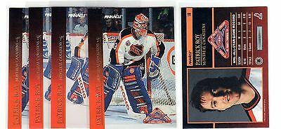 1X PATRICK ROY 1993 94 Pinnacle #18 NMMT Lots Available Avalanche Canadiens