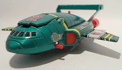 Thunderbirds : Extremely Rare Vintage Thunderbird 2 Made In Japan (Mn)