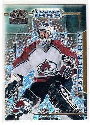 1X PATRICK ROY 1998 99 Pacific Revolution #38 NMMT Avalanche Canadiens