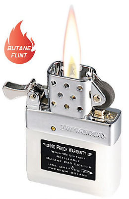Vector Thunderbird Butane Lighter Insert for Flip Top Lighters
