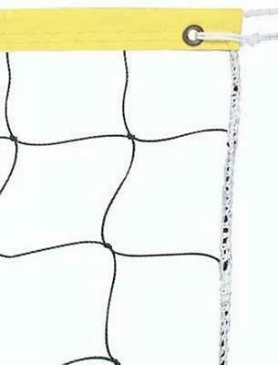 "Champion Sports 2.0 mm Volleyball Net VN2BYL Volleyball Net 24"" x 5.5"" x 4"" NEW"