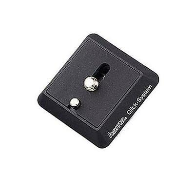 Hama 4360 Universal Quick Release Plate Fits Kaiser Cullman