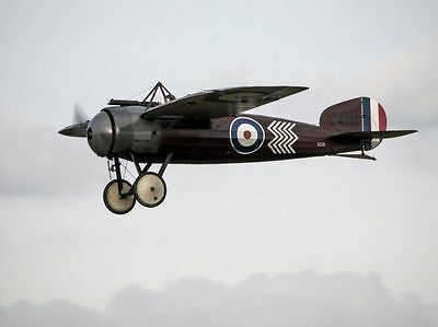 8x10 Print Military Aircraft Bristol M.1 Fighter Royal Flying Corps Chile #8799B