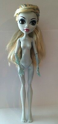 Monster High Lagoona Blue Nude Doll - Loose