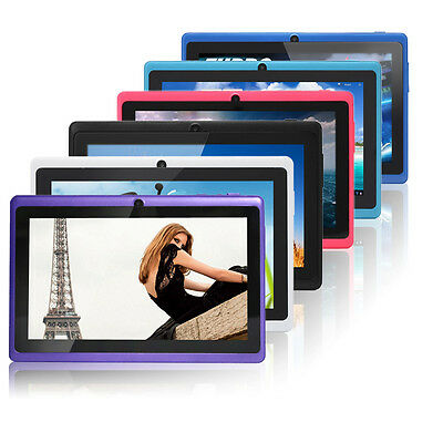 """8 / 16 GB 7"""" Google Android 4.2 Tablet PC Pad A23 Dual Core Camera WIFI 1.5GHz"""
