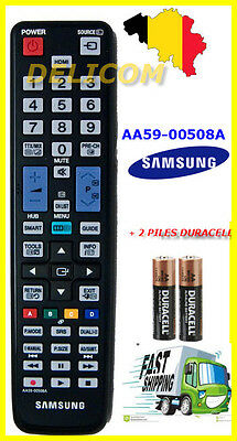 Samsung Aa59-00508A Remote Controller Télécommande Afstandbediening
