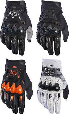2017 Fox Racing Bomber Gloves - MX Motocross Off-Road ATV Dirt Bike Riding Gear