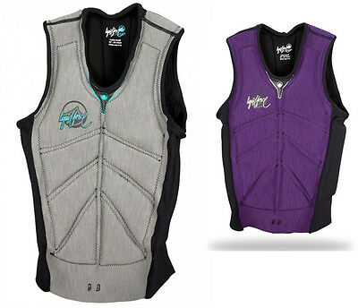 Sale Liquid Force Women's CARDIGAN Competition Wakeboard Vest, XS to L. 48877