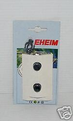 EHEIM 4015150 - 16mm SUCTION CUP/ PIPE CLIP x 2. AQUARIUM FILTER