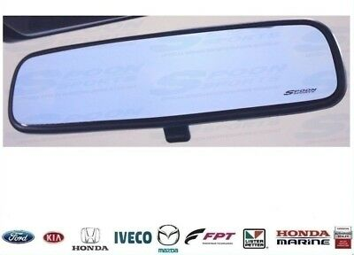 **New** Genuine Spoon Sports Honda Civic EP3 Facelift Blue Wide Rear View Mirror