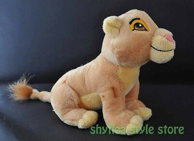 Young Simba Cub Disney Bean Bag Lion King Toy Plush Stuffed Animal with Tags