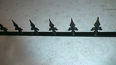 Security / Decorative Wall Top Spikes