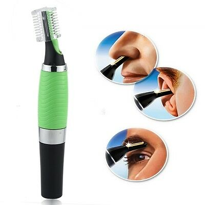 Micro Touch Max Personal Ear Nose Neck Eyebrow Hair Trimmer Remover Hot