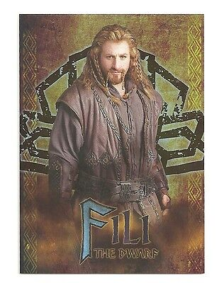 The Hobbit An Unexpected Journey Character Biography CB-07 FILI