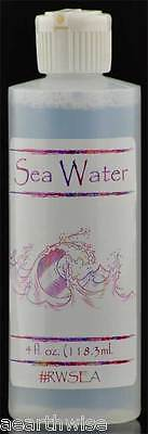 RITUAL: SCENTED SEA WATER 118ml Wicca Witch Pagan Spell Goth Punk West Mabon