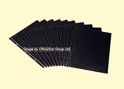 10 Clear Strong Art Display Portfolio Sleeves A3 Size ¸ FIL2413