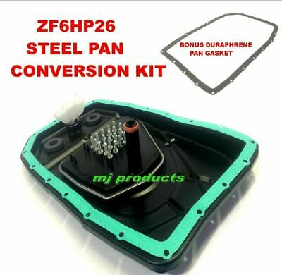 ford (non genuine) ZF 6HP26 6 Spd Automatic Trans Steel Sump/pan Conversion kit