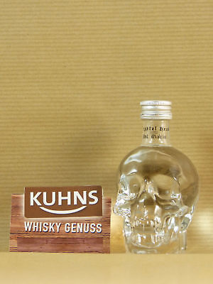 Crystal Head Vodka Miniatur 0,05l, alc. 40%, Wodka Kanada