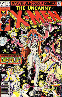 UNCANNY X-MEN #130 - Very Fine - Back Issue