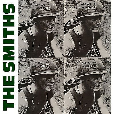 The Smiths - Meat Is Murder - 180gram Vinyl LP *NEW & SEALED*