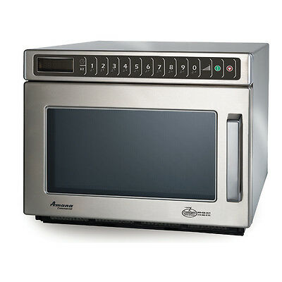 Amana Commercial Heavy Volume Microwave HDC182