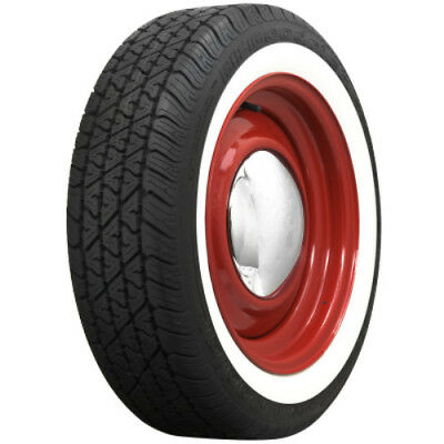 "P185/70R13 BFGoodrich Radial 2"" Wide Whitewall Tire"