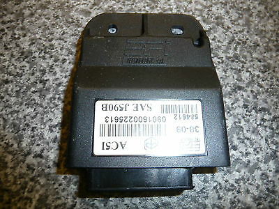 Vespa LX 125 2006 ECU control device with immobilizer  584612