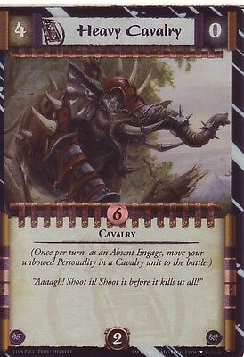 The Awakening Yodatai Heavy Cavalry Legend of the Burning Sands CCG LBS
