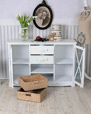vitrinenschrank shabby chic vitrine holzvitrine vintage antik eur 249 00 picclick de. Black Bedroom Furniture Sets. Home Design Ideas