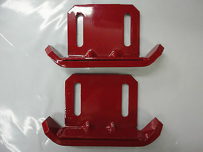 TORO Genuine OEM Pair of Skid Shoes 20-2840-01