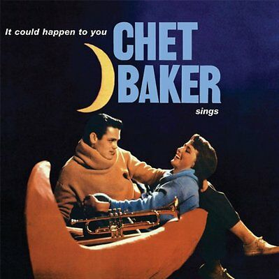 Chet Baker - Sings : It Could Happen To You - 180gram Vinyl LP *NEW & SEALED*