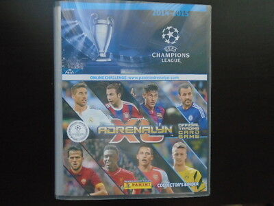 Panini Adrenalyn xl Champions league 2014/15 full album