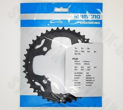 Shimano 42T  10-Speed Chainring  for SLX FC-M660-10, Y1LU98030