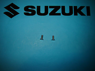 Suzuki Bandit GSF 600 1200 650 1250 Stainless Brake Clutch Master Cylinder Screw
