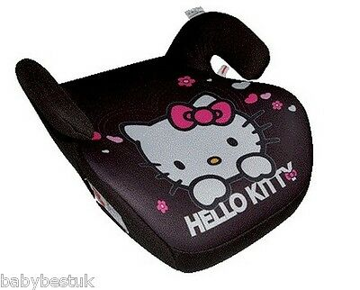 Hello Kitty Kids Baby Car Booster Seat 15-36kg