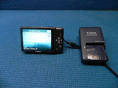 Canon PowerShot ELPH 100 HS / IXUS 115 HS 12.1 MP Digital Camera - Gray 8943