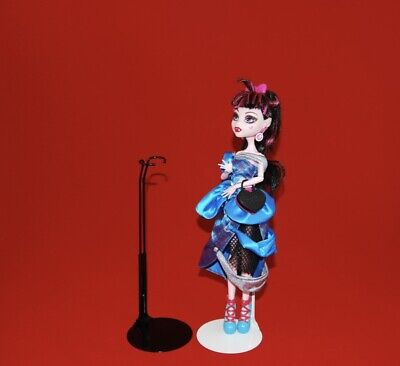 3 - MONSTER HIGH # 2275 Doll Stands by Kaiser 3 new BLACK stands