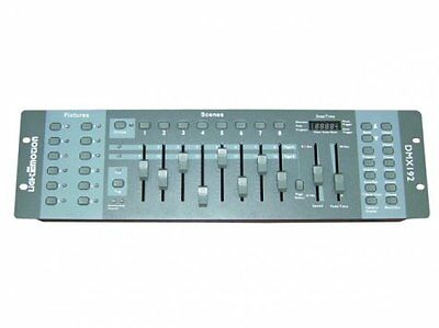 Light Emotion DMX 192 Lighting Controller