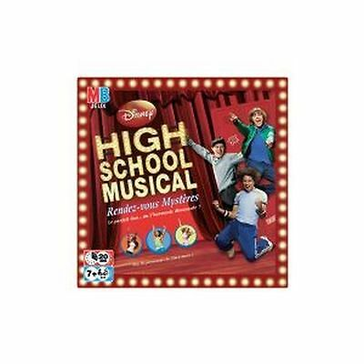 MB High school musical game